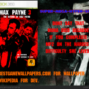 Max Payne 3: The Return of Max Payne Box Art Cover