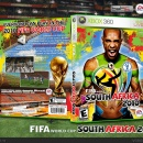 2010 FIFA World Cup South Africa Box Art Cover