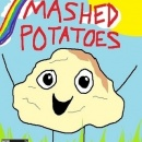Mashed Potatoes Box Art Cover