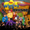 Rock Band: The Wiggles Box Art Cover