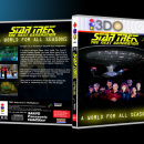 Star Trek: A World For All Seasons Box Art Cover