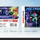 Metroid Fusion Box Art Cover