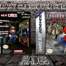 Resident Evil: Mushroom Kingdom Box Art Cover