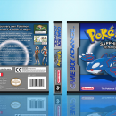 Pokemon Sapphire version Box Art Cover