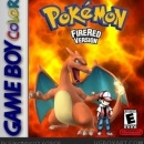 Pokemon FireRed Box Art Cover