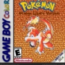 Pokemon Orange Lizard Version Box Art Cover