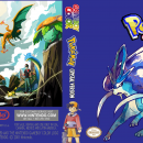 Pokemon Crystal Box Art Cover