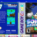 Sonic Adventure 7 Box Art Cover