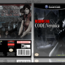Resident Evil: Code Veronica X Box Art Cover
