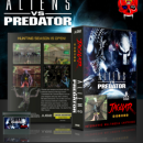Aliens Vs. Predator Box Art Cover