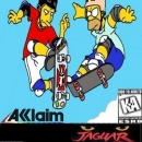 Homer Simpson vs. Tony Hawk Box Art Cover