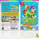 Yoshi's Crafted World Box Art Cover