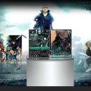Final Fantasy VII: Crisis Core The Movie Box Art Cover