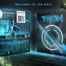 Tron Legacy Box Art Cover