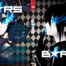 black rock shooter Box Art Cover
