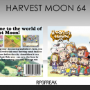 Harvest Moon 64 Box Art Cover