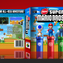 NEW Super Mario Bros. 64 Box Art Cover