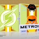 Metroid Box Art Cover