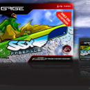 SSX Freeride Box Art Cover