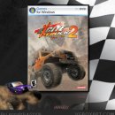 Excite Truck 2: Rally time Box Art Cover