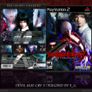 Devil May Cry 3 Box Art Cover