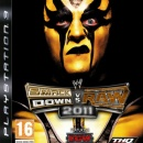 WWE SmackDown! vs Raw 2011 Box Art Cover
