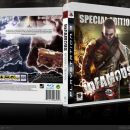 inFAMOUS: Special Edition Box Art Cover
