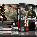 Splinter Cell: inFAMOUS Box Art Cover