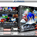 Sonic Adventure 2 Box Art Cover