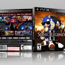 Sonic Legends 2 Box Art Cover