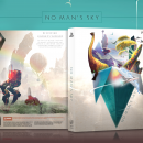 No Man's Sky Box Art Cover