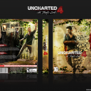 Uncharted 4 Box Art Cover