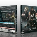 Injustice 2 Box Art Cover