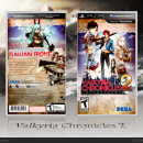 Valkyria Chronicles 2 Box Art Cover
