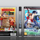 The Legend of Heroes: Trails in the Sky Box Art Cover