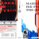 MARKIPLIER FOR THE 3DS Box Art Cover