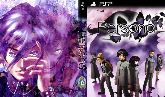 Persona box art cover