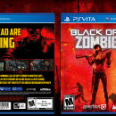 Black Ops II: Zombies Box Art Cover