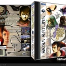Panzer Dragoon Saga Box Art Cover