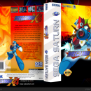 Megaman X4 Box Art Cover