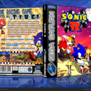 Sonic R Box Art Cover
