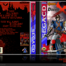 Castlevania Dracula X: Rondo Of Blood Box Art Cover
