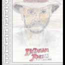 Indiana Jones and the Last Crusade Box Art Cover