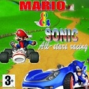 Mario & Sonic All-stars Racing Box Art Cover