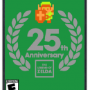The Legend of Zelda's 25th Anniversary Box Art Cover