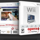 Wii Internet Channel Box Art Cover