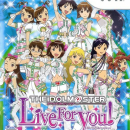 The Idolmaster: Live for You! Box Art Cover