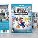 Super Smash Bros. Universe Box Art Cover