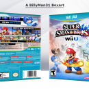 Super Smash Bros for Wii U and 3DS Box Art Cover