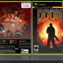 Doom 3 Box Art Cover